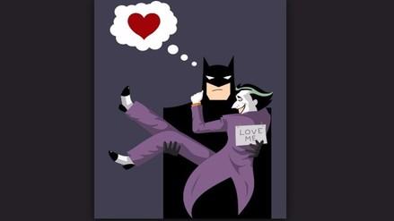 Batman y Joker envían saludo al Perú por aniversario de independencia