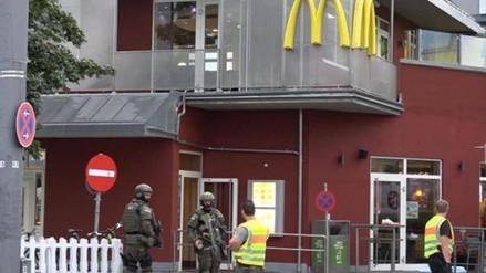 El padre del tirador de Munich lo reconoció en video y alertó a la policía