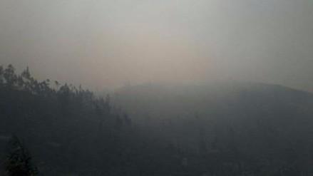 Tarma: incendio forestal en cerros de Huasahuasi - RPP - RPP Noticias