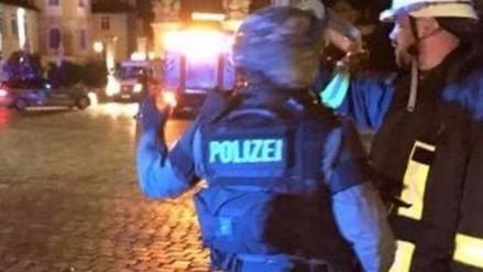 Un muerto y diez heridos al estallar artefacto explosivo en Alemania