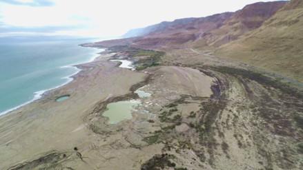 ¿El Mar Muerto está agonizando?