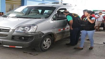 Resultado de imagen para asaltan minivan