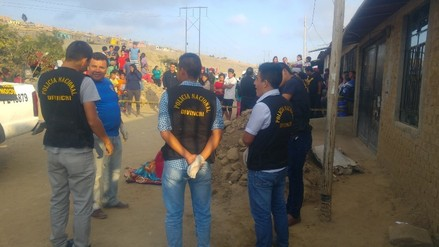 Trujillo: asesinan a mujer de tres balazos en La Esperanza