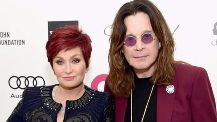 Ozzy y Sharon Osbourne retoman relación sentimental