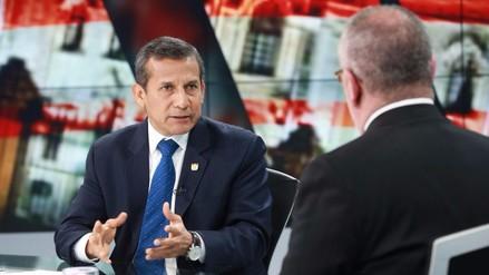 Ollanta Humala sobre solicitud de Alberto Fujimori: