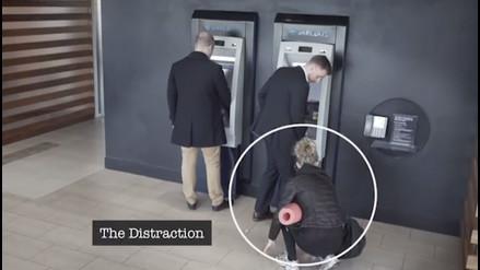 YouTube: esta es la modalidad con la que te pueden engañar cuando usas un cajero