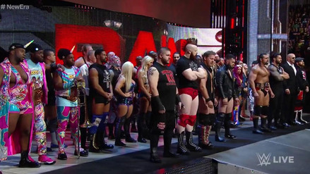 RAW estrenará el Campeonato Universal de la WWE en Summerslam