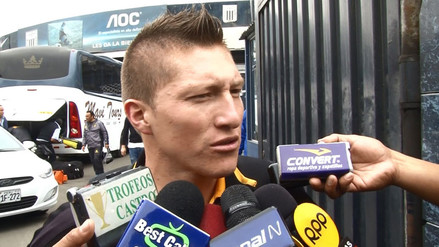 Alejandro Chumacero preocupado por evolución de la Selección Peruana