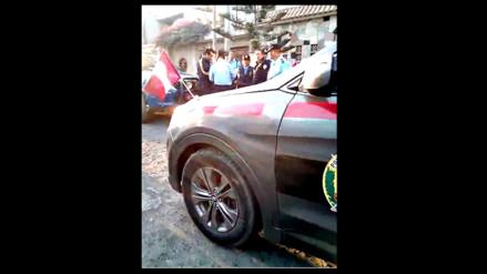 Trujillo: policía agrede a sereno en urbanización Miraflores