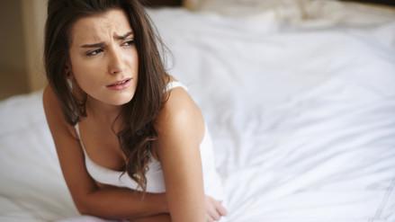 ¿Qué cambios ocurren durante el síndrome premenstrual?