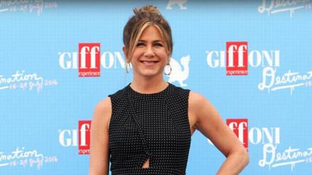 Jennifer Aniston no deja de llorar al hablar de sus inseguridades