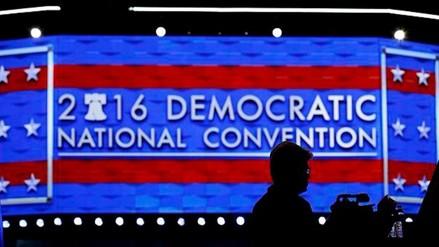 EE.UU.: Los demócratas comienzan este lunes su convención nacional