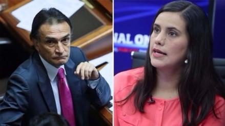 Héctor Becerril se disculpa con Verónika Mendoza por foto editada