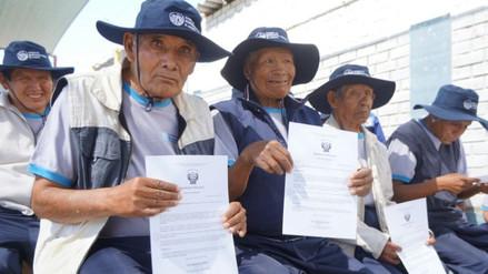 Otorgan certificados de discapacidad a 95 pacientes de albergue Chilpinilla