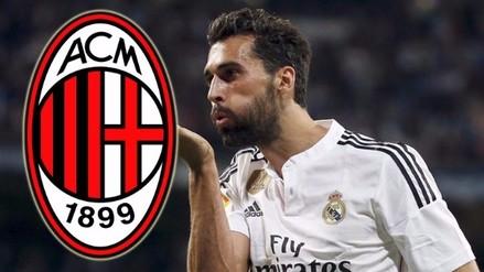 Álvaro Arbeloa cerca de fichar por el Milan, según La Gazzetta dello Sport