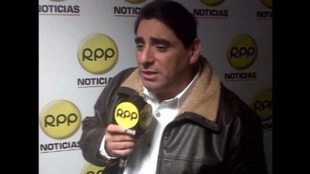Carlos Álvarez fue operado de emergencia