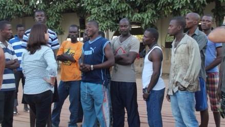 Policía rescató a 44 ciudadanos haitianos y 17 menores de edad