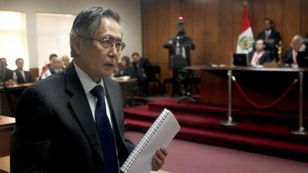 Minjus niega celeridad en trámite de indulto a Fujimori