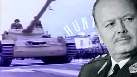 Video | Así se vivió la Gran Parada y Desfile Cívico Militar en 1974