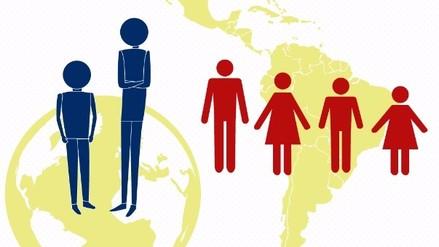 ¿Dónde están las personas más altas y pequeñas del mundo?