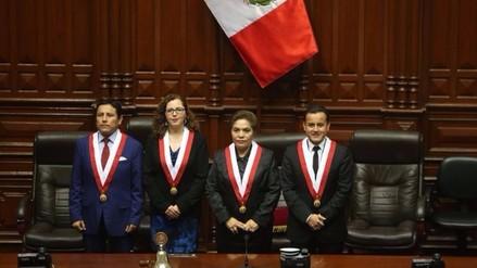 Luz Salgado será la nueva presidenta del Congreso para el periodo 2016-2017