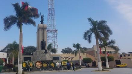 Piura celebra el 182 aniversario del natalicio del héroe Miguel Grau
