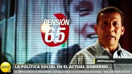 VIDEO: Esta es la herencia que Ollanta Humala deja a PPK en política social