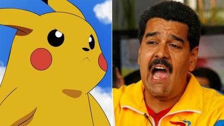 Video: Nicolás Maduro vinculó a Pokémon Go con el terrorismo y la violencia