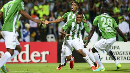 Atlético Nacional ganó 1-0 y se consagró campeón de Copa Libertadores