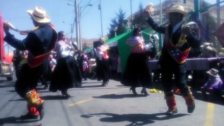 Inauguran Primer Festival Kausachun Perú en La Oroya