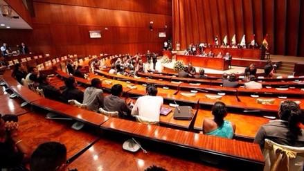 Parlamentarios andinos jurarán este miércoles sus cargos