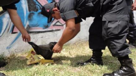 Huancayo: autoridades hallan feto con cordón umbilical