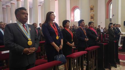 Chiclayo: se desarrollan actividades centrales por el aniversario patrio