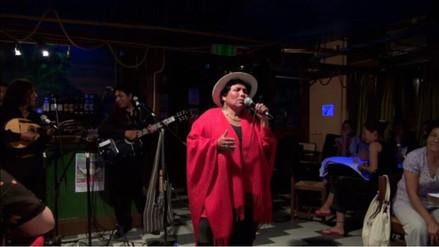 Fiesta peruana en Scencia de La Molina