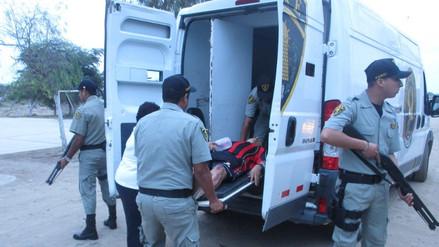 Interno del penal de Chiclayo fue indultado por enfermedad terminal