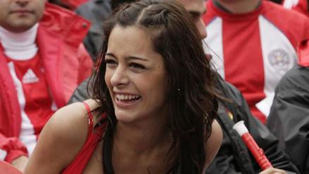 Larissa Riquelme volverá a la pantalla en los Juegos Olímpicos Río 2016