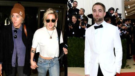 Robert Pattinson opina sobre la salida del clóset de Kristen Stewart