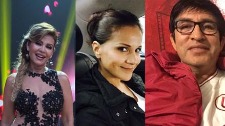 Fiestas Patrias: famosos saludan al Perú por su aniversario
