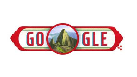 Google se suma a las celebraciones de Fiestas Patrias con nuevo doodle