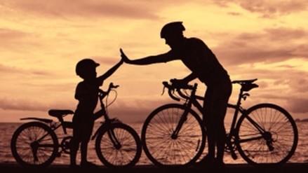 Seis claves para tener una vida saludable en familia