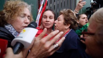 Silvana Buscaglia salió en libertad tras recibir indulto