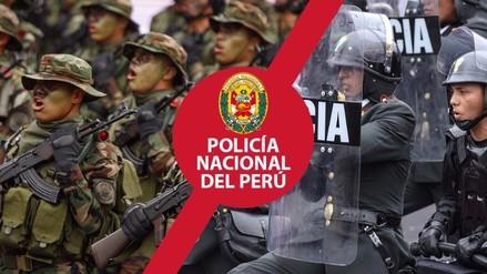 La PNP fue elegida como la mejor de la Parada y Desfile Cívico Militar