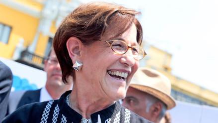 """Susana Villarán: """"Mensaje de PPK colocó la esperanza en el centro"""""""
