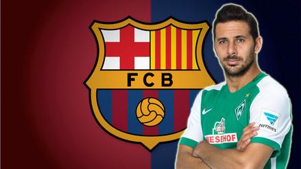Barcelona quiere fichar un delantero como Claudio Pizarro, según MARCA