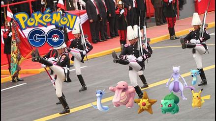 Twitter: la Gran Parada Militar deja estos hilarantes memes