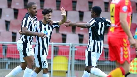 Jefferson Farfán: marcó su segundo gol en pretemporada del Al Jazira