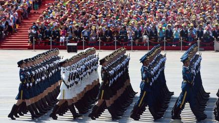 YouTube: ¿Cómo son los desfiles militares en otros países? China y Rusia como ejemplos