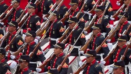 Perú celebra Fiestas Patrias con la Parada y Desfile Cívico Militar