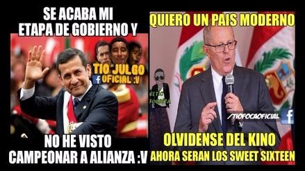 Facebook: Alianza Lima es blanco de memes en Fiestas Patrias
