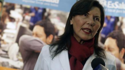 EsSalud: Virginia Baffigo hace balance de su gestión